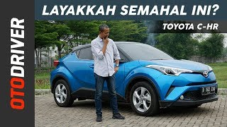 Download Video Toyota C-HR 2018 Review Indonesia | OtoDriver MP3 3GP MP4