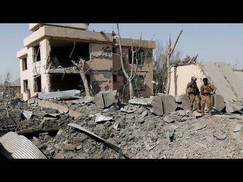 Afghanistan: Tote und Verletzte nach Anschlag in Kabul