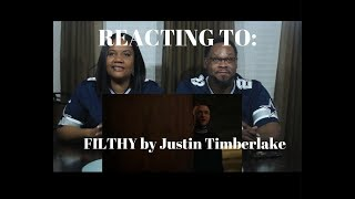Video Justin Timberlake - Filthy (Official Video) REACTION download in MP3, 3GP, MP4, WEBM, AVI, FLV January 2017