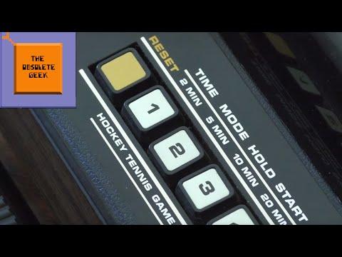The Fairchild Channel F  - Obsolete Geek