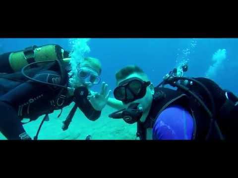 Scuba diving with turtles !_Búvárkodás. Heti legjobbak
