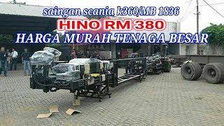 Video REVIEW !! HINO RM 380 SAINGAN TERBERAT SCANIA K360  HARGA MURAH TENAGA BESAR GIIAS 2017 MP3, 3GP, MP4, WEBM, AVI, FLV Agustus 2018