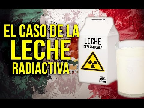Leche Radiactiva - La peor traición de México | Saimsboy