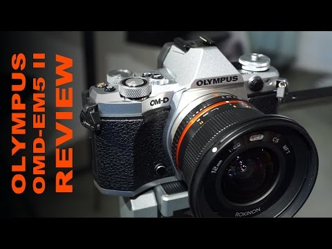 Olympus OMD-EM5 II Camera Review - Best Mirrorless Camera Ever?