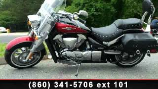 8. 2009 Suzuki Boulevard C109RT - New England Cycle Center - E