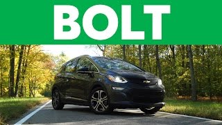 5. 2017 Chevrolet Bolt Quick Drive | Consumer Reports