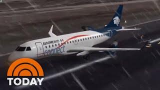 Video Shocking Video Emerges From Mexico Plane Crash | TODAY MP3, 3GP, MP4, WEBM, AVI, FLV Januari 2019