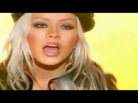 "christina aguilera - ""beautiful"""