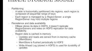 Hadoop And HBase Tutorial