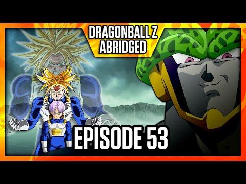 DragonBall Z Abridged: Episode 53 - TeamFourStar (TFS) (видео)