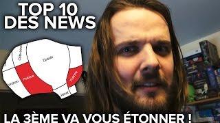 News (Projet Fantome, Seuil de l'Étrange, Taille de mon Penis, Eric nu...)