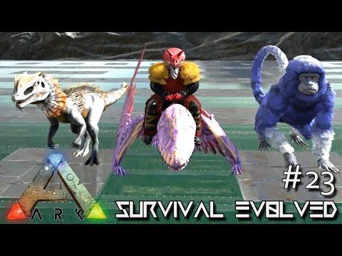 ARK: ANNUNAKI GENESIS - TAMING ELITE DINOS !!! S2E23 (ARK MODS Gameplay)