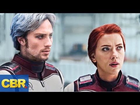 What if Quicksilver Didn't Die in Age of Ultron?