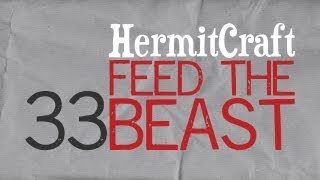 HermitCraft Feed The Beast: Episode 33 - Baby Time