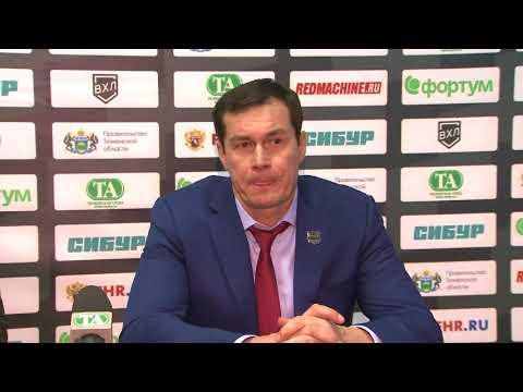 Пресс-конференция после матча Рубин - Нефтяник (16 октября)