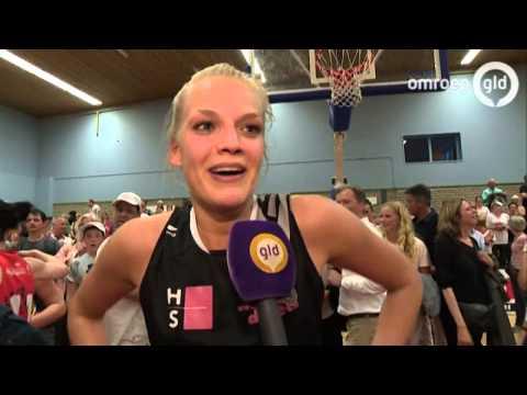 Batouwe speelster Jill Bettonvill voelde zich even koningin van Nederland na landstitel