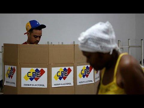 Βενεζουέλα – Εκλογές: Καταγγελίες για «μαγείρεμα» των αριθμών προσέλευσης ψηφοφόρων