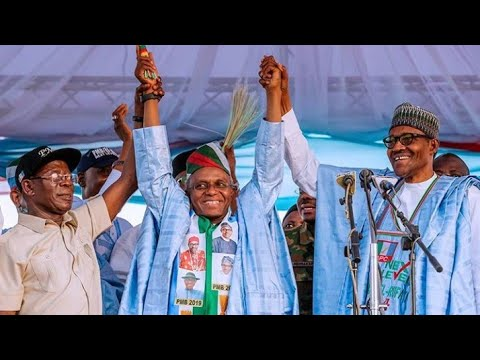 Download Adam A. Zango At Baba Buhari Campaign Today Video