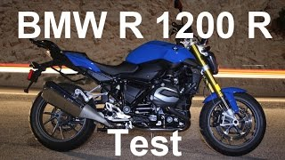 5. BMW R1200R Test - MotorcycleTV Review