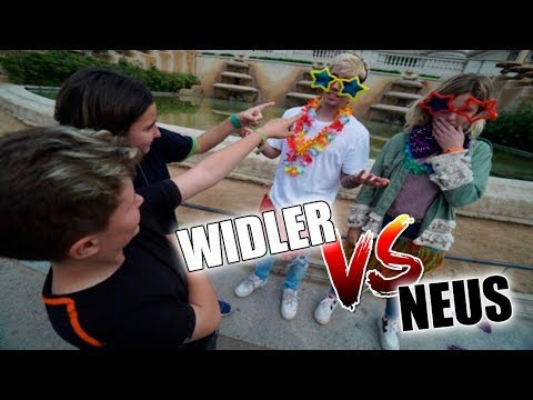 RETOS EN PAREJA **FINAL INESPERADO** | WIDLER VS NEUS