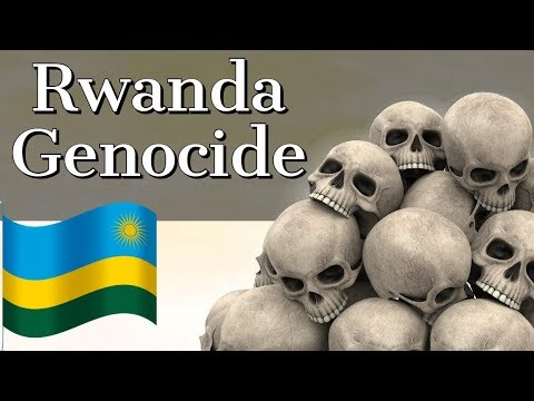 Rwanda Genocide - When Hutus killed 1 Million Tutsis in Rwanda - Darkest chapter in African history