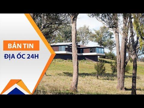 Xây nhà trên đồi: Sống 'tuyệt vời' giữa thiên nhiên  | VTC - Thời lượng: 4 phút, 13 giây.
