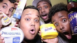 WORLD'S MOST DISGUSTING DRINK CHALLENGE WITH A TWIST!!!