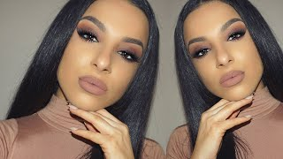 Get Ready With Me: Date Night | Makeup, Hair & Outfit - YouTube