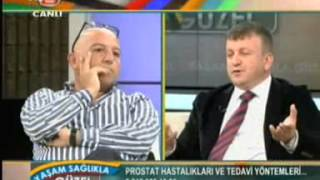 Medicana Samsun Op. Dr. Ahmet Gençbay Konu: Prostat Hastalıkları ve Tedavi Yöntemleri