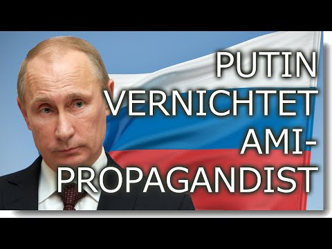 Russland: Putin blamiert Alexej Wenediktow von der Ra ...
