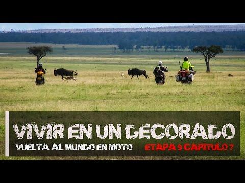 Vivir en Kenia. (S09/E07). Vuelta al Mundo en Moto