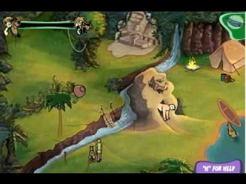สกู๊ปปี้ดู - http://livevideoad.com Scooby Doo Game - River Rapids Rampage ScoobyDoo Games,ScoobyDoo Adventure.