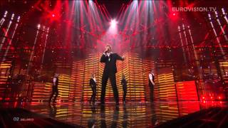 Powered by http://www.eurovision.tv Belarus: Teo - Cheesecake live at the Eurovision Song Contest 2014 Grand Final.
