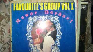 Favourite's Group - Kr. Selamat Djalan (A. Rijanto)