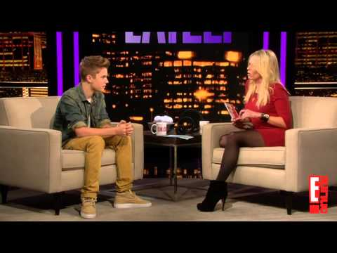 Chelsea Lately  Justin Bieber