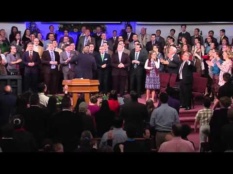 """He Rose"" – FAC Sanctuary Choir"
