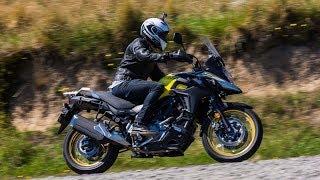 10. Suzuki V-Strom 650XT Review