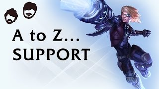A to Z Support : Ezreal