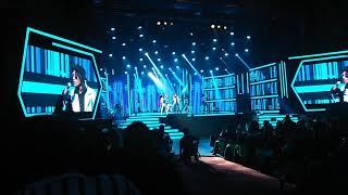 Zamani slam konsert gegar vaganza minggu ke 3 2018