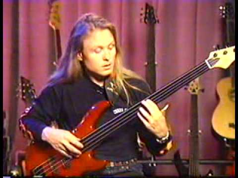Steve Bailey Fretless Bass Lesson chunk 2 xvid