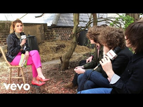 The Strypes - Summer Six At The Great Escape Interview
