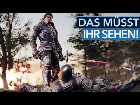 Neue Spiele, Shooter-Gameplay & tolle Grafik-Verbesserungen - Trailer-Rotation видео
