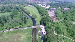 Winchester United Kingdom  city photos : Two Minute Tour - St Catherine's Hill, Winchester UK - DJI Phantom
