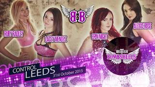 Erin Night & Clara Sinclare V Lacey Mendez & Ruby Radley - BWE VOLTAGE - LEEDS