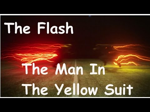Top Moments The Flash Season 1 Episode 9 The Man in the Yellow Suit