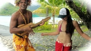 Learn some basic words in Tahitian with host Coral Rodriguez. This is a clip from an upcoming episode of Planet X, filmed on the island of Bora Bora in French ...