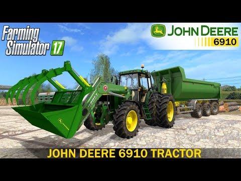 John DEERE 6810/6910 v1.0.0.0