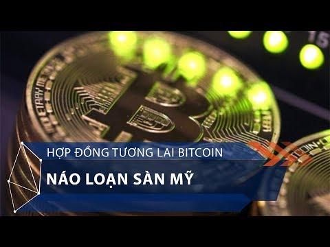 Hợp đồng tương lai Bitcoin làm náo loạn sàn Mỹ | VTC1 - Thời lượng: 65 giây.