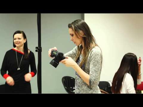 Sesja zdjęciowa Miast Kobiet - Toruń - backstage