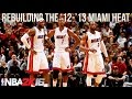 NBA 2K16 MyLeague - Rebuilding The '12-'13 Miami Heat